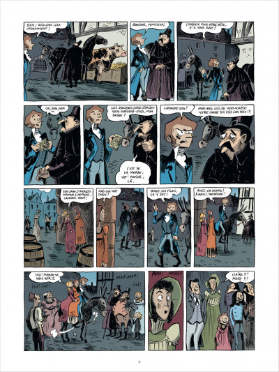 Page 9 Shelley tome 2 - Mary