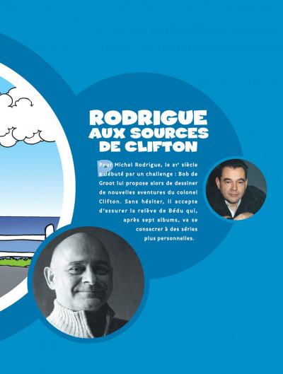 Page 5 Clifton ; INTEGRALE VOL.6