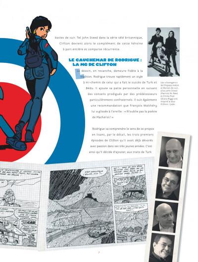 Page 7 Clifton ; INTEGRALE VOL.6