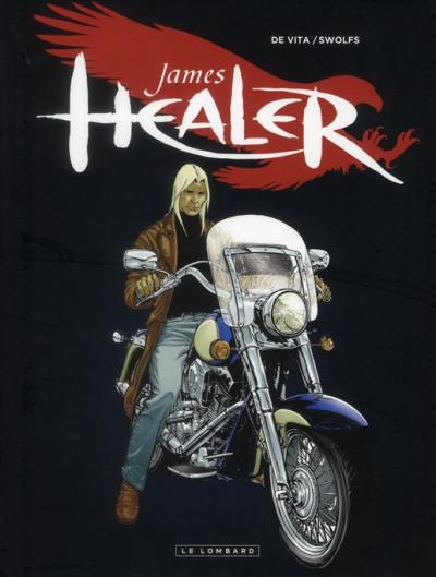 Couverture James Healer ; intégrale Magnum