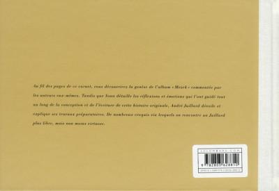 Dos mezek ; carnets de croquis (luxe)