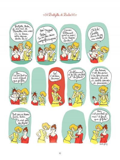 Page 3 Bretzelle et Baba tome 1 - vous désirez ?