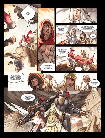 Page 4 turo tome 2 - le coeur d'hélos