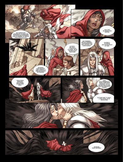 Page 5 turo tome 2 - le coeur d'hélos