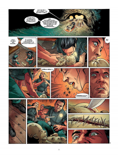 Page 4 under tome 2 - Goliath