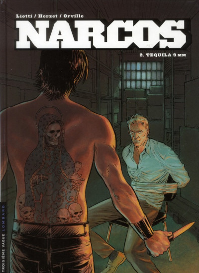 image de narcos tome 2 - tequila 9mm