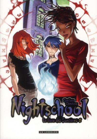night school tome 2 - le livre des sorcières