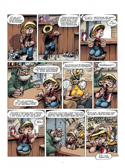 Page 5 Litteul Kevin tome 10 collector