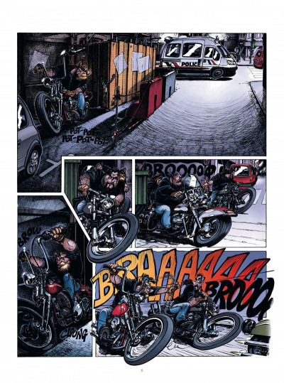Page 6 Litteul Kevin tome 10 collector