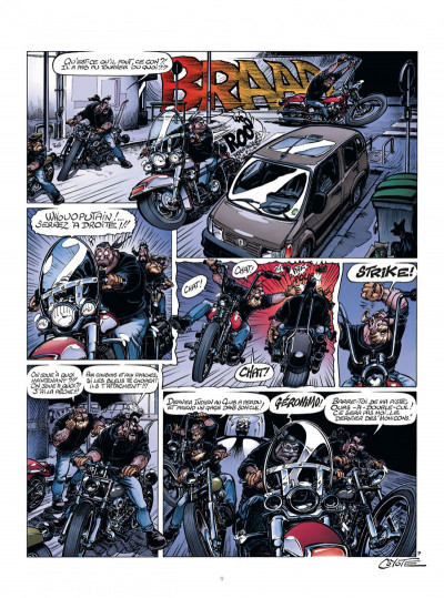 Page 9 Litteul Kevin tome 10 collector