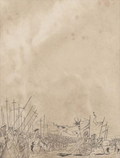 Page 3 croisade - intégrale - cycle Hierus Halem