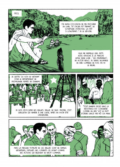 Page 1 dans la nuit, la liberté nous écoute