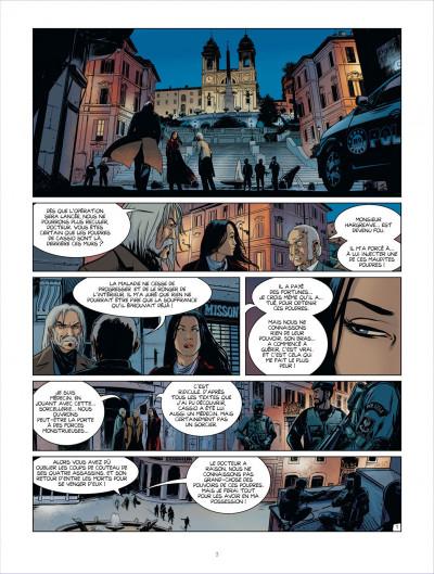 Page 3 Cassio tome 5