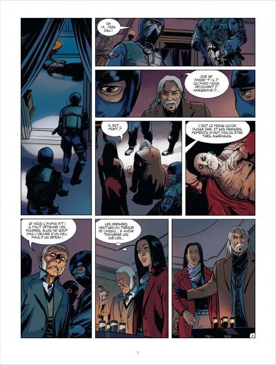 Page 5 Cassio tome 5