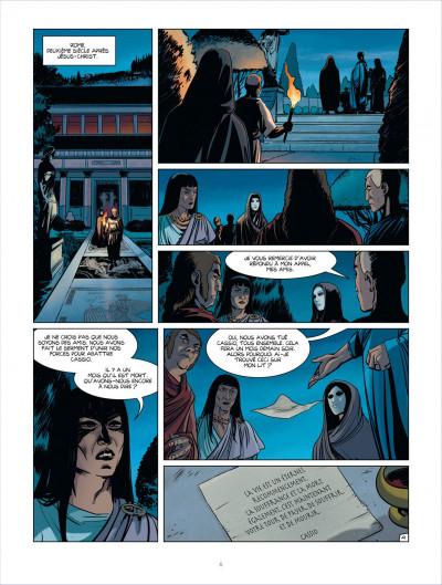 Page 6 Cassio tome 5