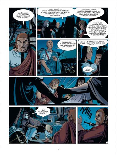 Page 7 Cassio tome 5