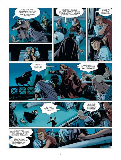 Page 8 Cassio tome 5