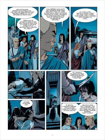 Page 9 Cassio tome 5