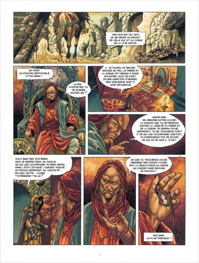Page 4 croisade T.5 - Gauthier de Flandre
