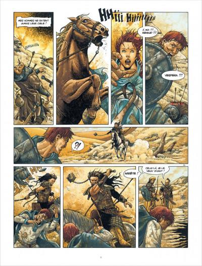 Page 6 croisade T.5 - Gauthier de Flandre