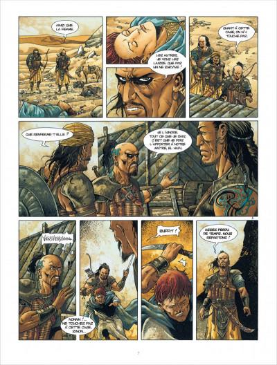 Page 7 croisade T.5 - Gauthier de Flandre