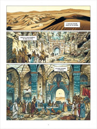 Page 8 croisade T.5 - Gauthier de Flandre