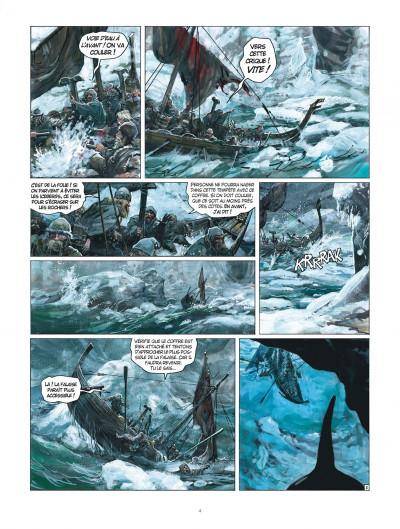 Page 4 Thorgal tome 33 - Le Bateau-Sabre