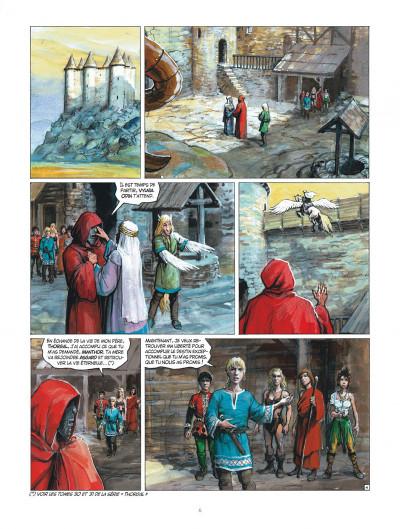 Page 6 Thorgal tome 33 - Le Bateau-Sabre