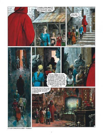 Page 7 Thorgal tome 33 - Le Bateau-Sabre