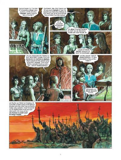 Page 9 Thorgal tome 33 - Le Bateau-Sabre