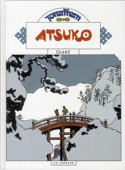 Couverture Jonathan tome 5 - Atsuko