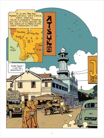 Page 3 Jonathan tome 5 - Atsuko