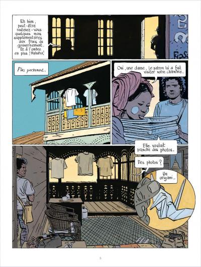 Page 5 Jonathan tome 5 - Atsuko