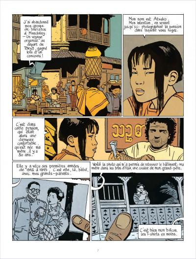 Page 7 Jonathan tome 5 - Atsuko