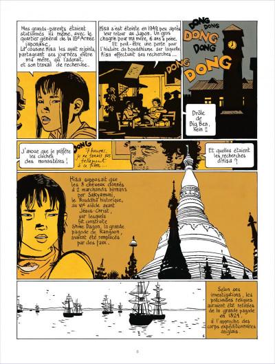Page 8 Jonathan tome 5 - Atsuko