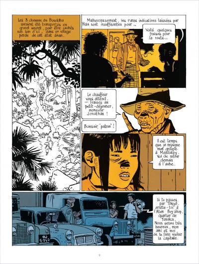 Page 9 Jonathan tome 5 - Atsuko