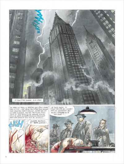 Page 6 liens de sang - tome 0 - liens de sang (nouvelles maquette signe)