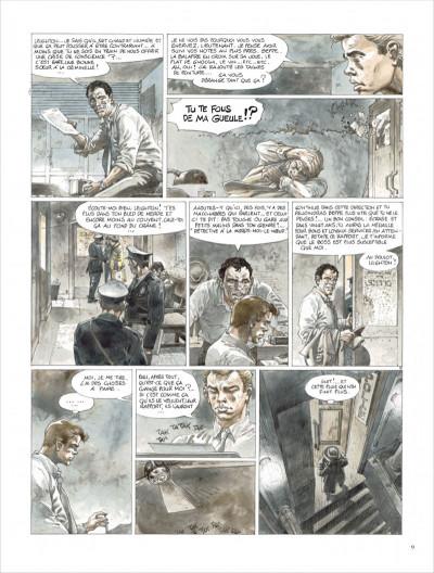 Page 9 liens de sang - tome 0 - liens de sang (nouvelles maquette signe)