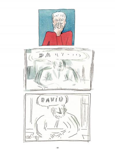 Page 7 David, les femmes et la mort