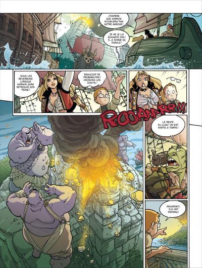 Page 6 le maître des ogres tome 3 - l'antre des pouvoirs