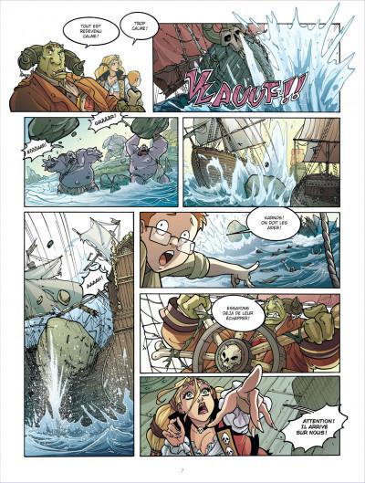 Page 7 le maître des ogres tome 3 - l'antre des pouvoirs
