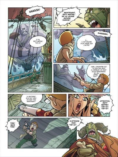 Page 8 le maître des ogres tome 3 - l'antre des pouvoirs