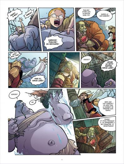 Page 9 le maître des ogres tome 3 - l'antre des pouvoirs