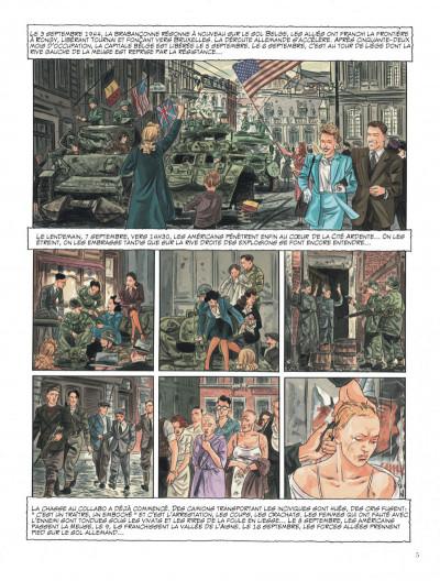 Page 5 les temps nouveaux tome 2 - entre chien et loup