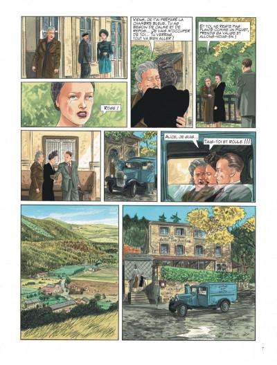 Page 7 les temps nouveaux tome 2 - entre chien et loup