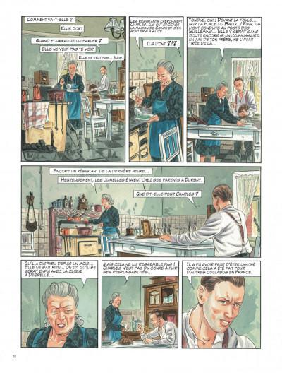 Page 8 les temps nouveaux tome 2 - entre chien et loup