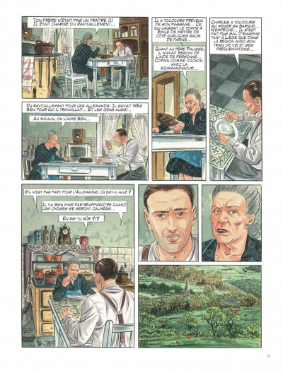 Page 9 les temps nouveaux tome 2 - entre chien et loup