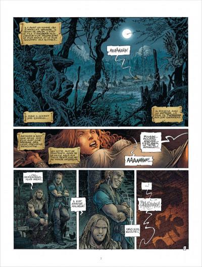Page 3 saga valta tome 1