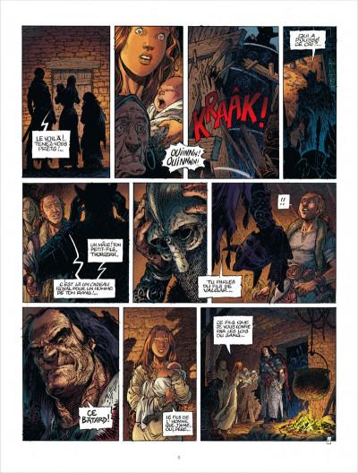 Page 8 saga valta tome 1