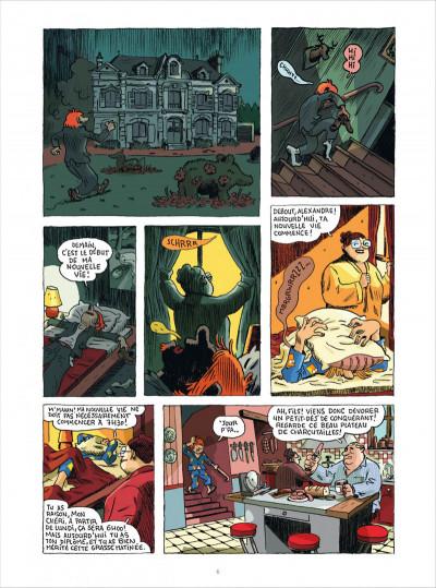 Page 6 Alexandre Pompidou tome 1 - lard moderne